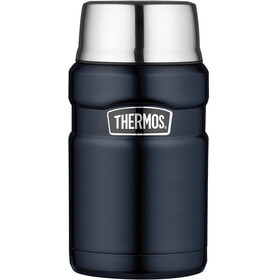 Thermos King Drinkfles 710ml blauw/zilver